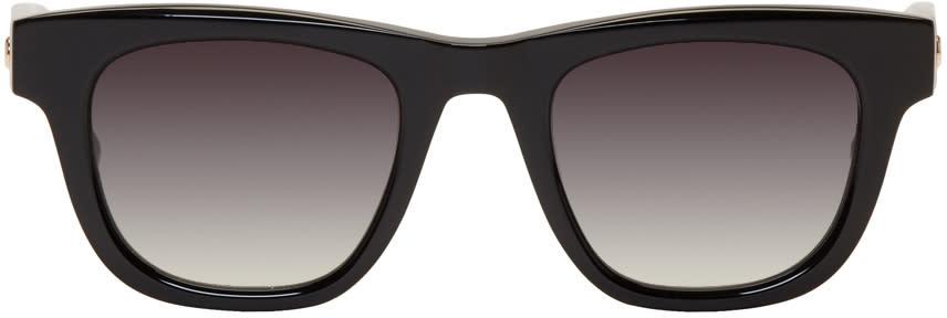 Image of Tom Wood Black James Sunglasses
