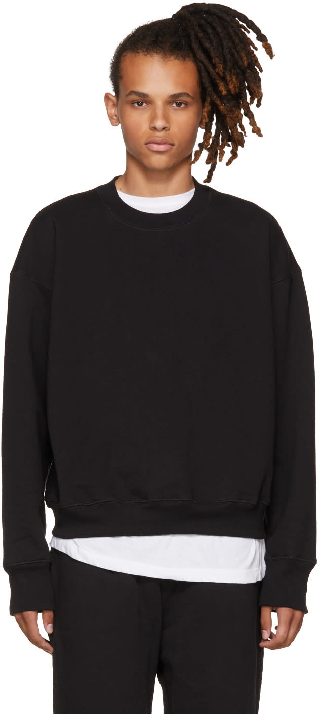 Image of Noon Goons Black Icon Sweatshirt
