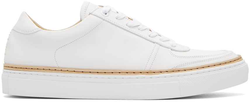 Image of No.288 White Grand Sneakers