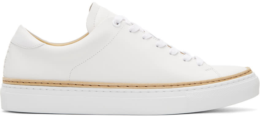 Image of No.288 White Prince Sneakers