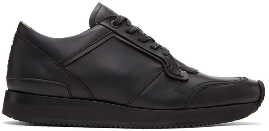 Image of No.288 Black Bleeker Sneakers