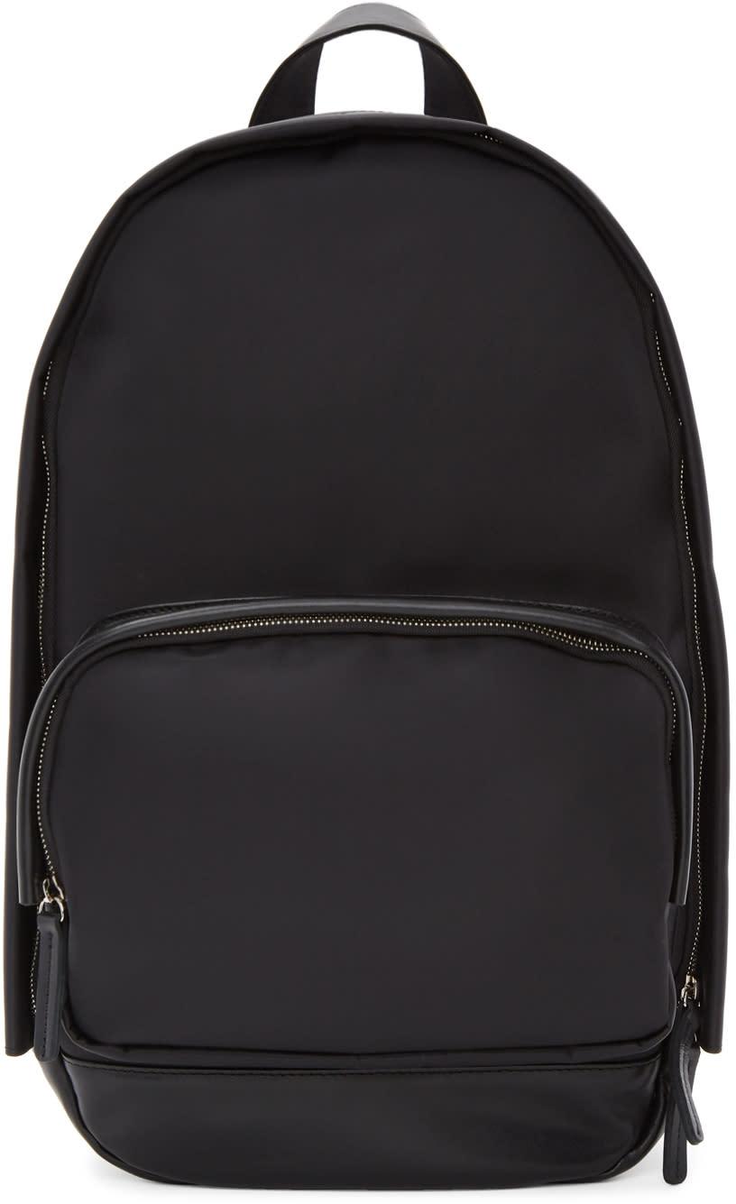 Image of Haerfest Black Nylon H1 Backpack