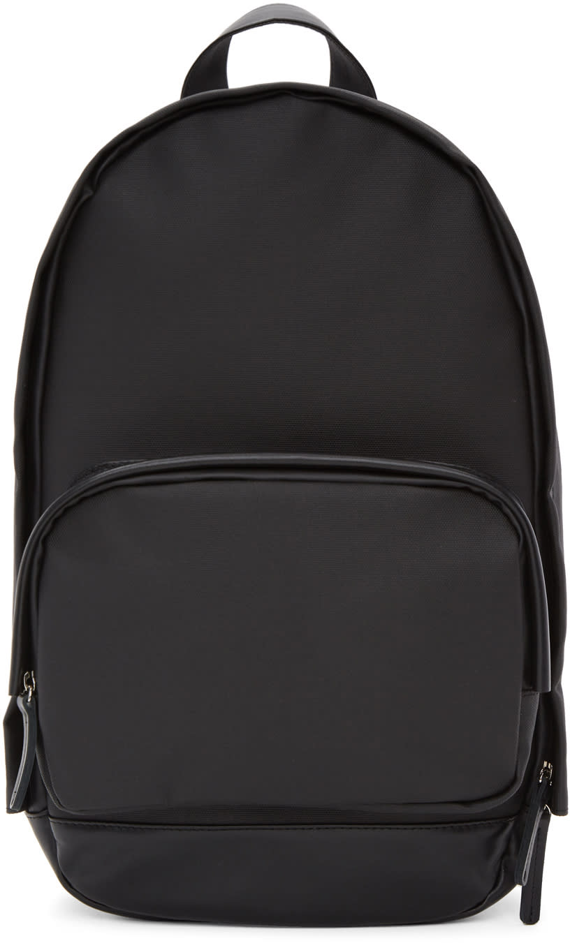 Haerfest Ssense Exclusive Black Canvas H1 Backpack
