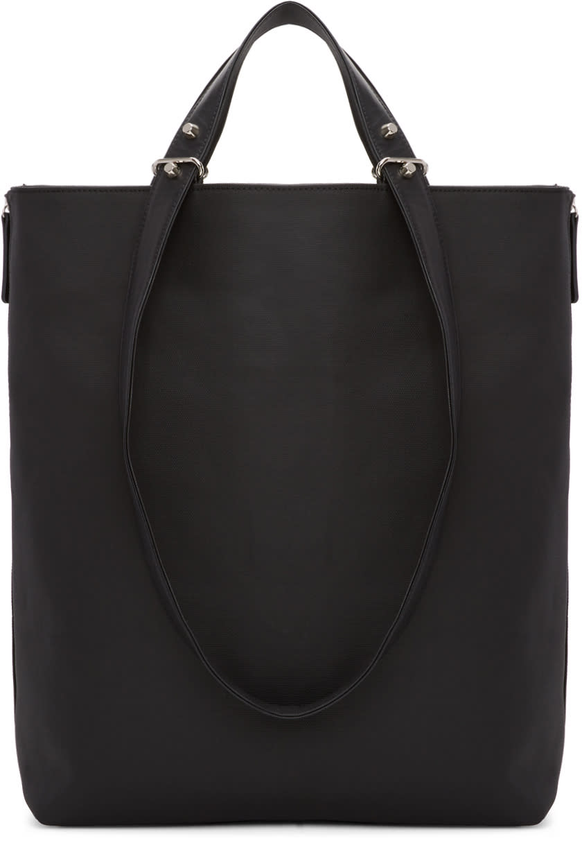 Haerfest Ssense Exclusive Black Canvas H6 Tote