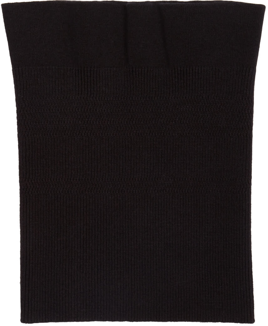 Image of Hyke Black Neck Warmer