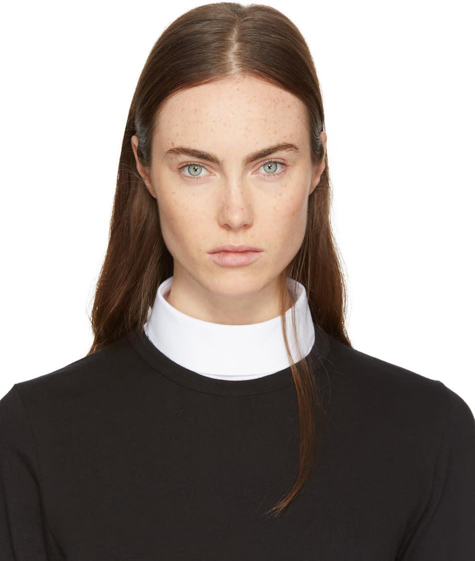Image of Hyke White Band Collar