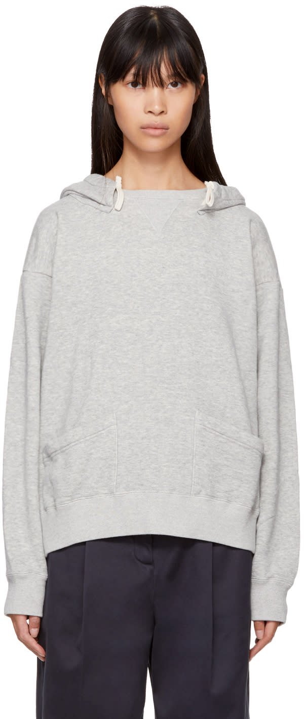 Image of Chimala Grey Big Hoodie
