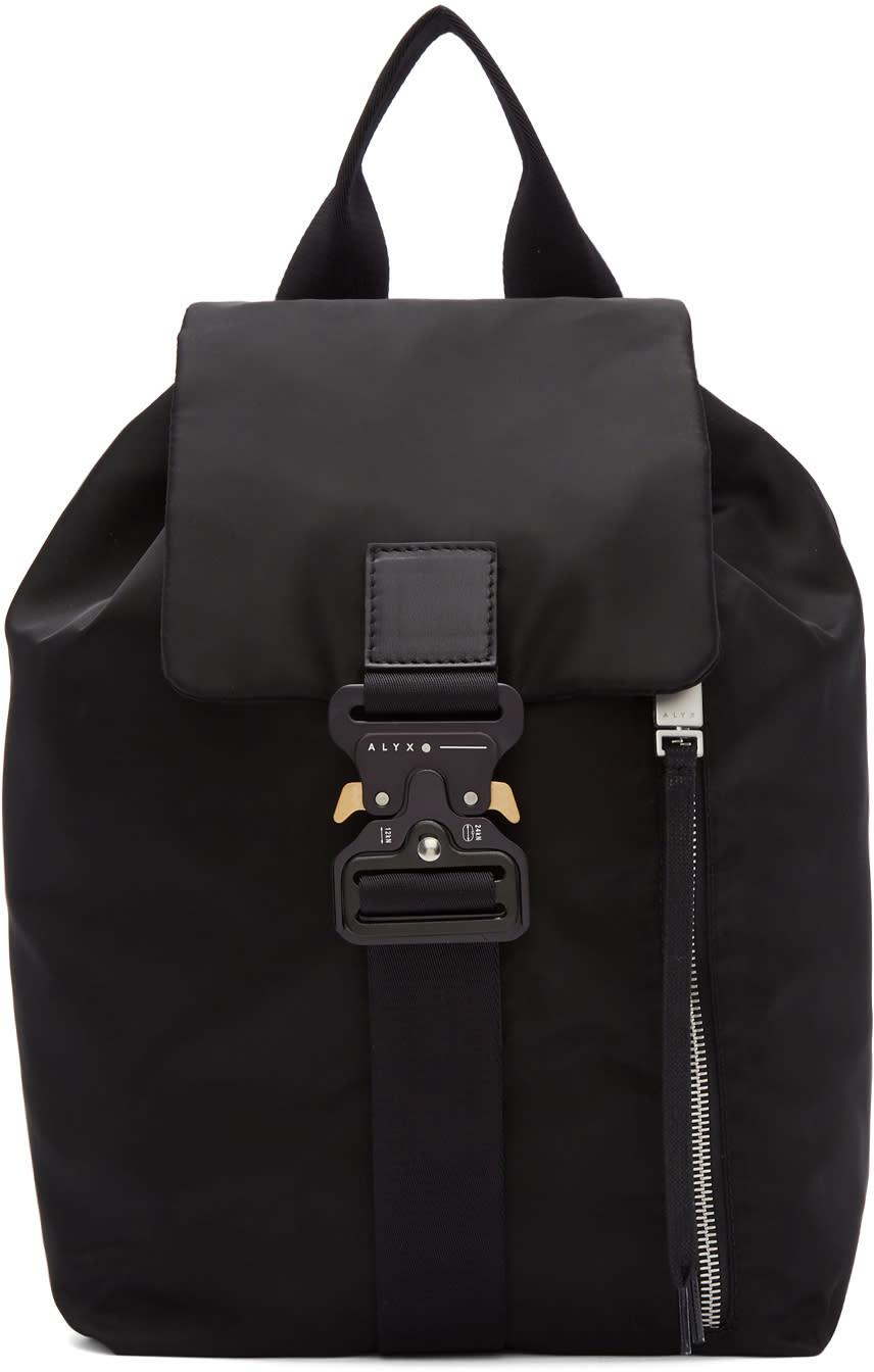 Image of Alyx Black Tank Backpack