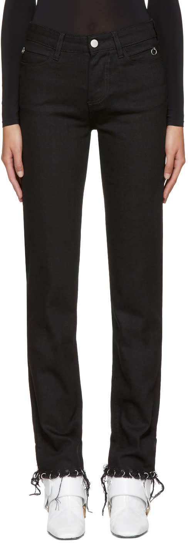 Image of Alyx Black Pierced Jeans