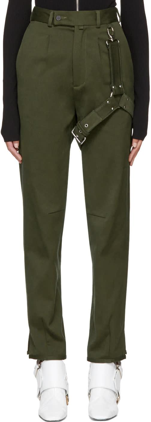 Alyx Pantalon Cargo Vert