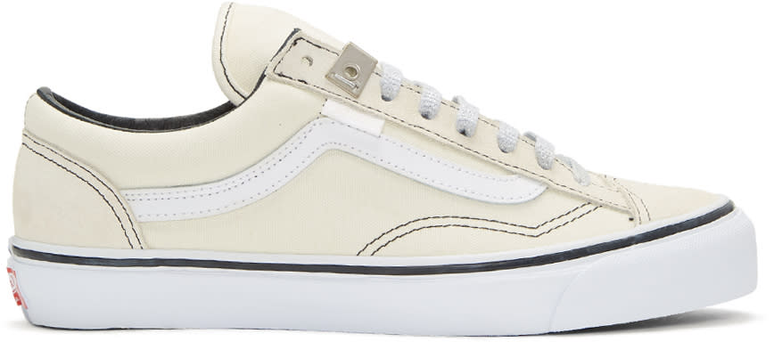 Image of Alyx Off-white Vans Edition Og Style 36 Lx Sneakers