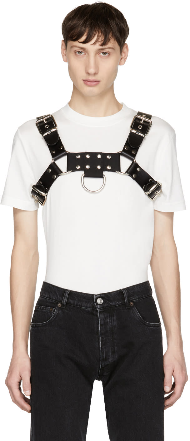 Image of Alyx Black Chest Harness