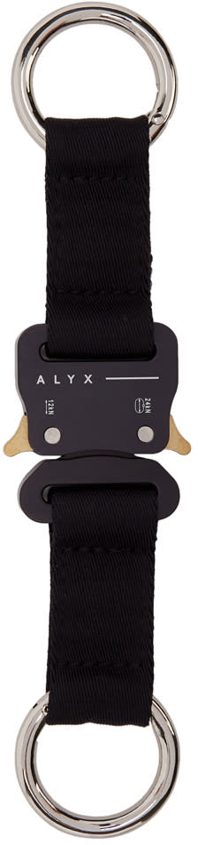 Image of Alyx Black Rollercoaster Keychain