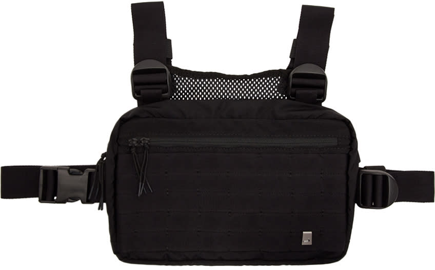 Image of Alyx Black Chest Rig Pouch