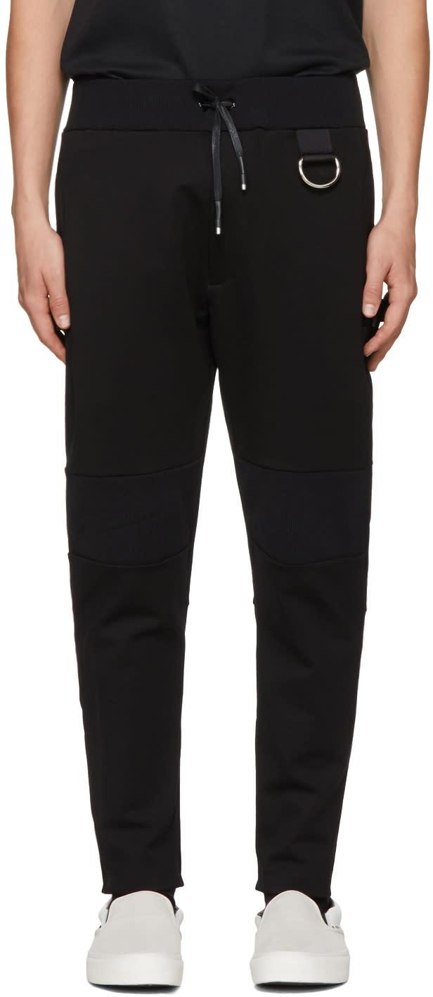 Image of Alyx Black Zip Track Pants