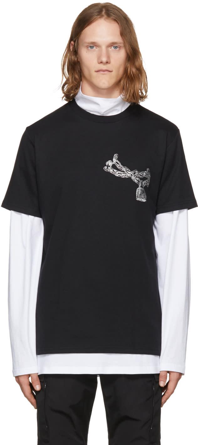 Image of Alyx Black unlovable T-shirt