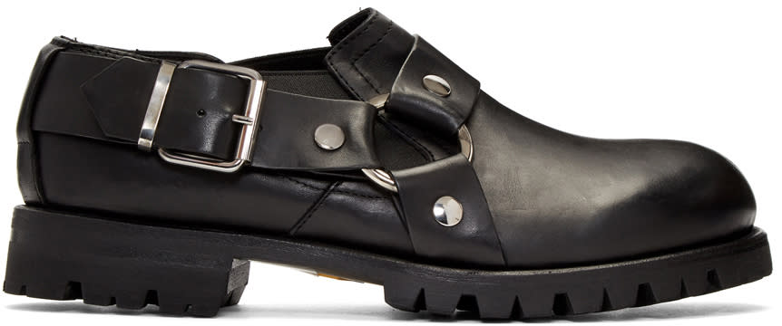 Alyx Black Chef Daddy Loafers