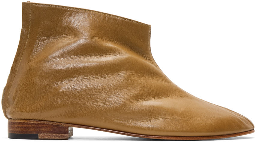 Image of Martiniano Brown Leone Boots