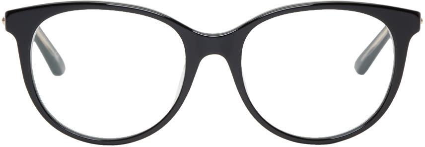 Image of Dior Black Montaigne 16 Glasses