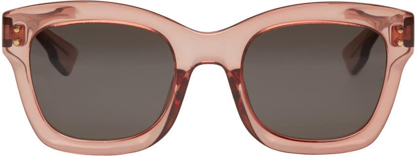 Image of Dior Pink Diorizon 2 Sunglasses