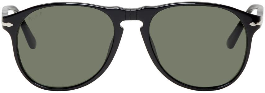 Image of Persol Black Po6649s Sunglasses
