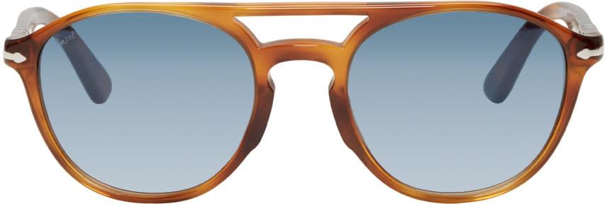 Image of Persol Tortoiseshell Po3170s Sunglasses