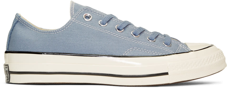 Image of Converse Blue Chuck Taylor All Star 1970s Sneakers