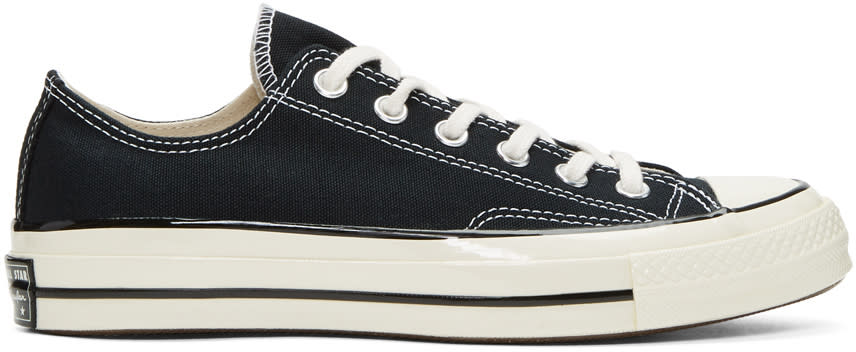 Image of Converse Black Chuck Taylor All-star 1970s Sneakers