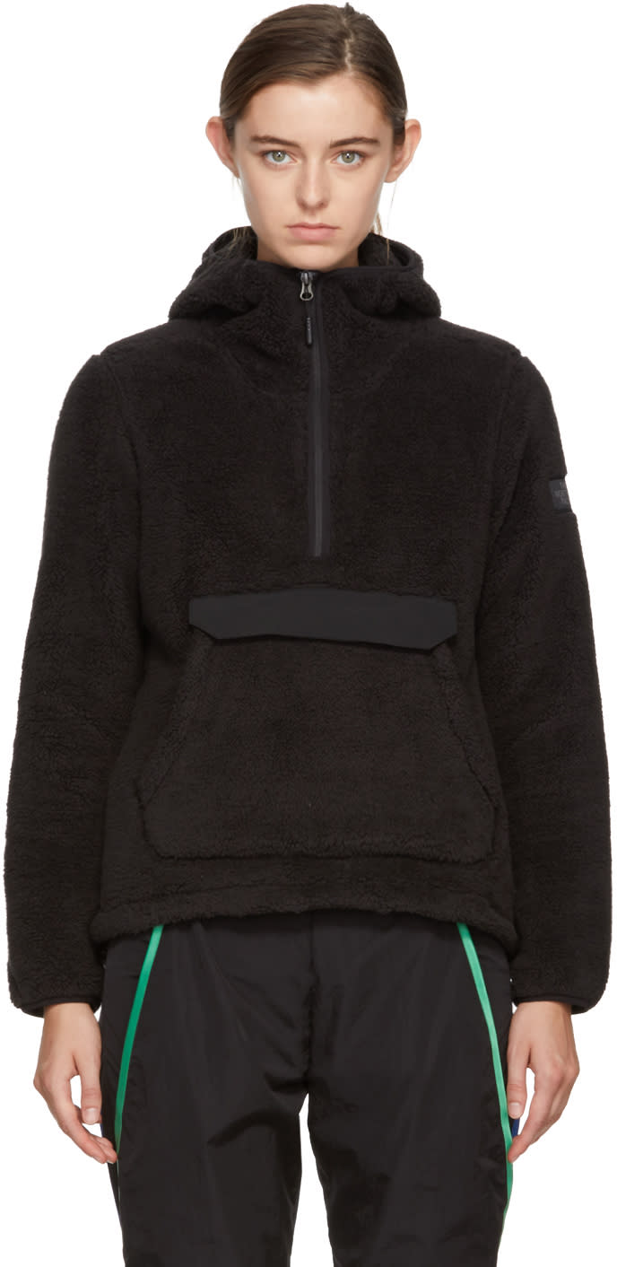 Image of The North Face Black Campshire Hoodie