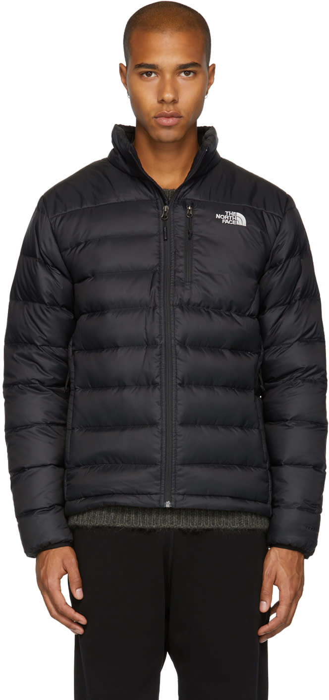 Image of The North Face Black Down Aconcagua Jacket