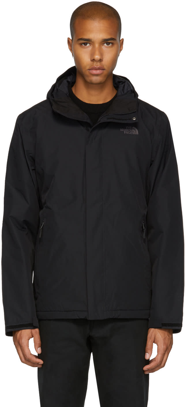 Image of The North Face Black Inlux Insulated Jacket
