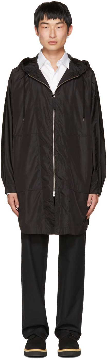 Image of Our Legacy Black Fly Parka