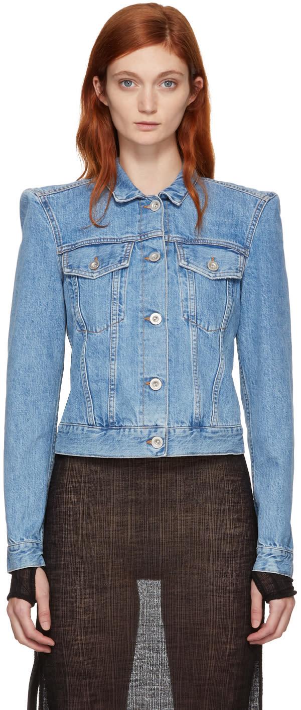 Image of Unravel Blue Denim Classic Jacket