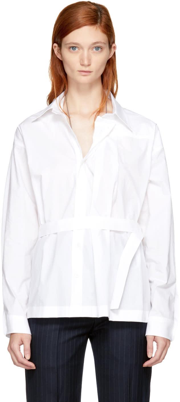 Image of Nehera White Basha Shirt