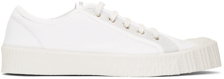 Image of Spalwart White Special Sneakers