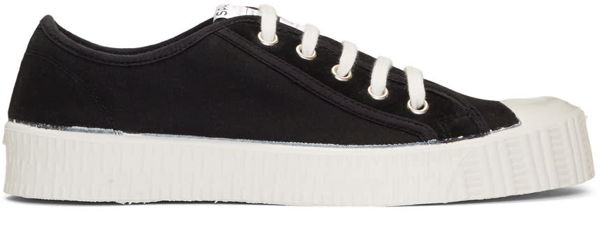Image of Spalwart Black Special Sneakers