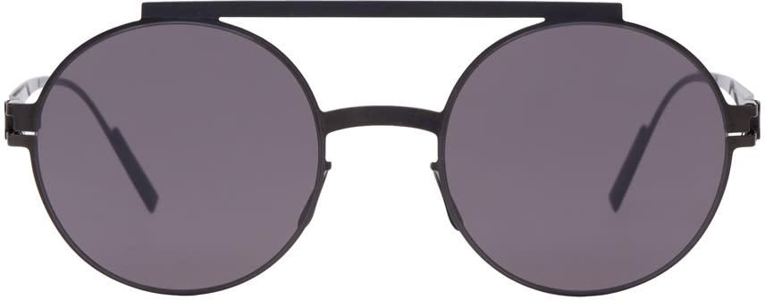 Image of Ambush Black Mykita Edition Verbal Sunglasses