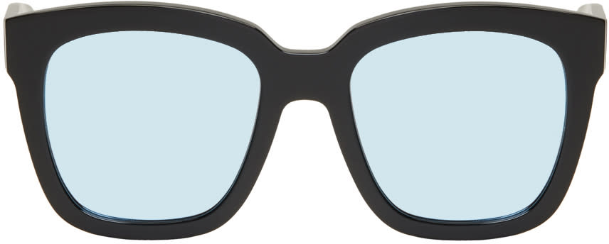 Image of Gentle Monster Black Dreamer Hoff Sunglasses