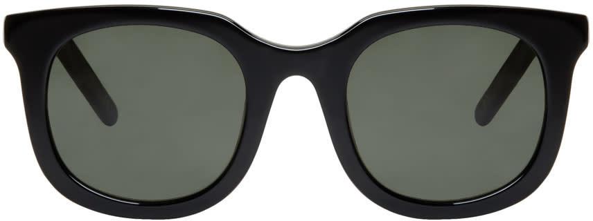Image of Han Kjobenhavn Black Ace Sunglasses