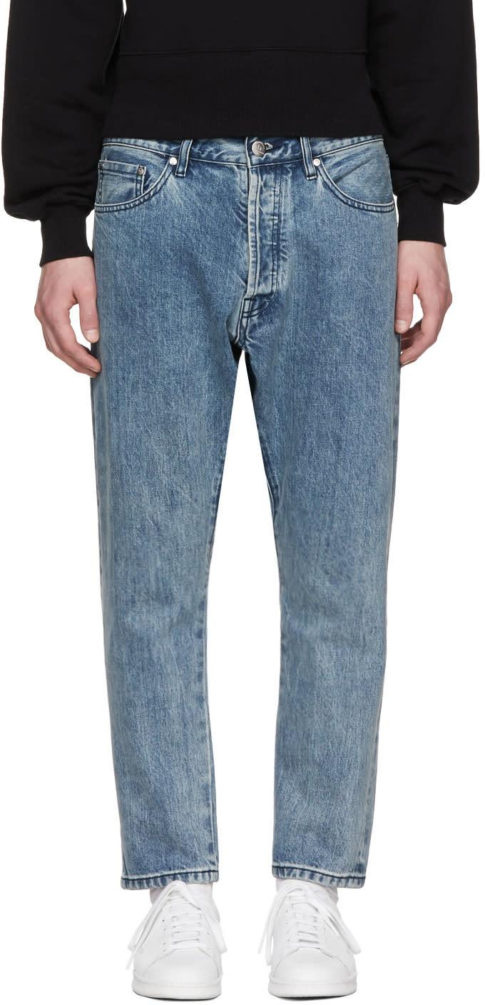 Image of Han Kjobenhavn Blue Drop Jeans