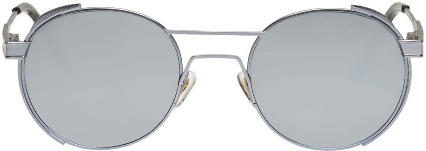 Image of Han Kjobenhavn Silver green Outdoor Sunglasses