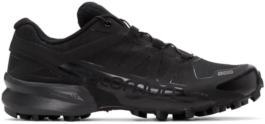 Image of Salomon Black S-lab Speed Sneakers