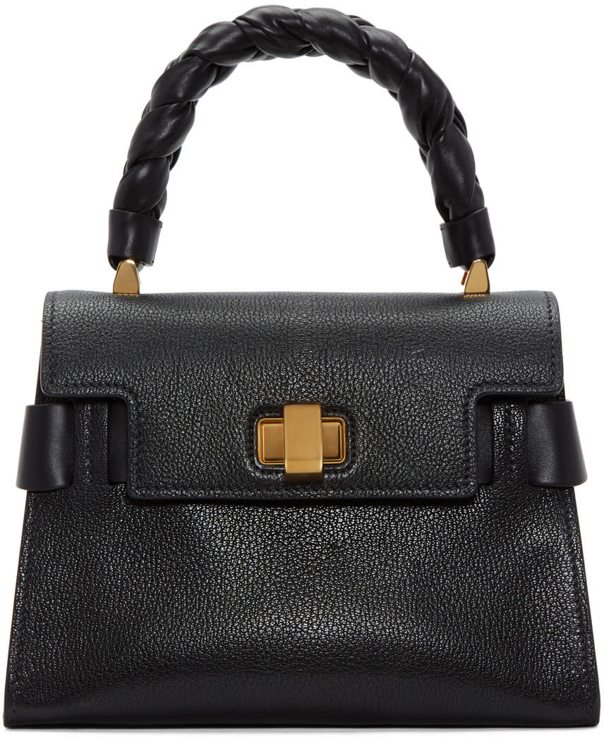 Miu Miu Black Click Bag