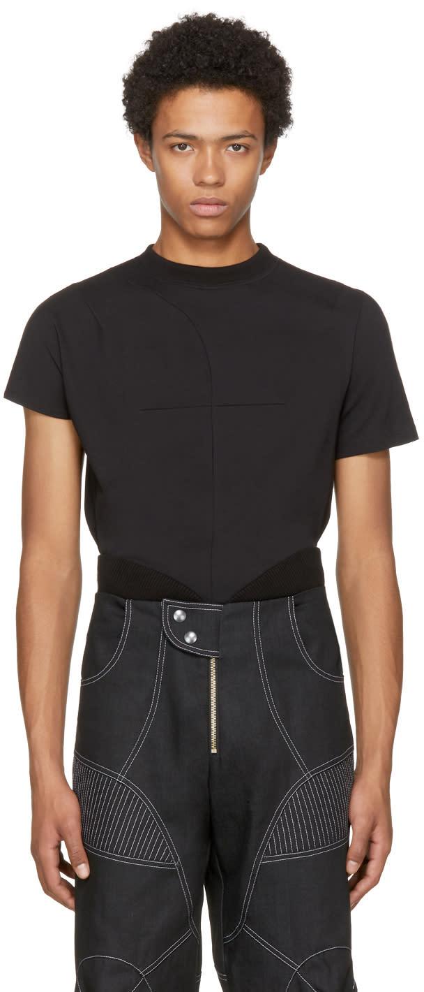 Image of Vejas Black Phantom Dart T-shirt