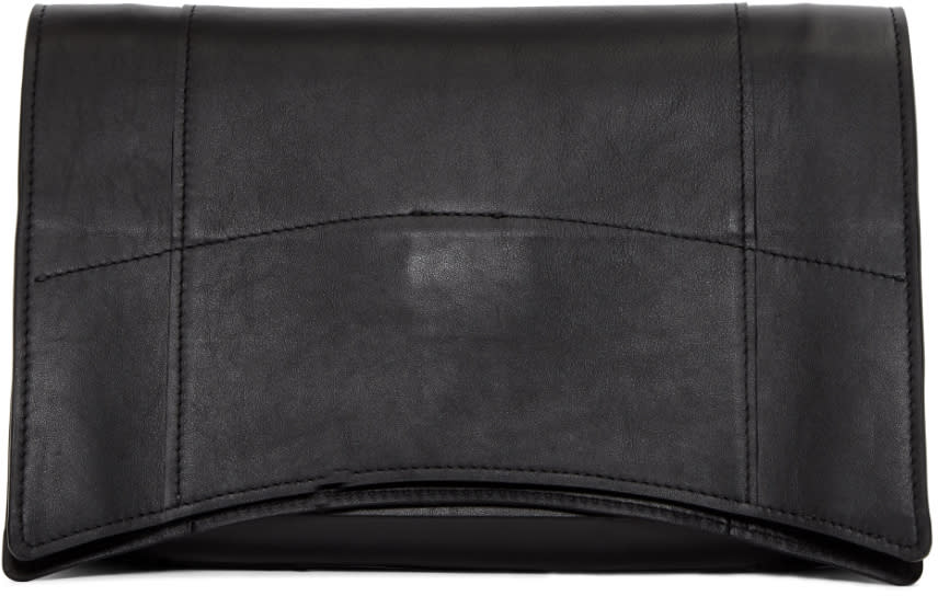 Image of Ribeyron Black lunch Bag Pouch