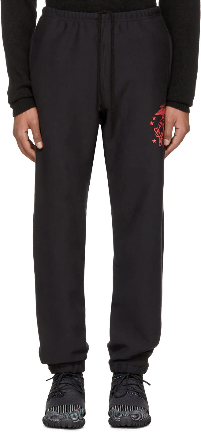 Image of Richardson Black Di Lounge Pants