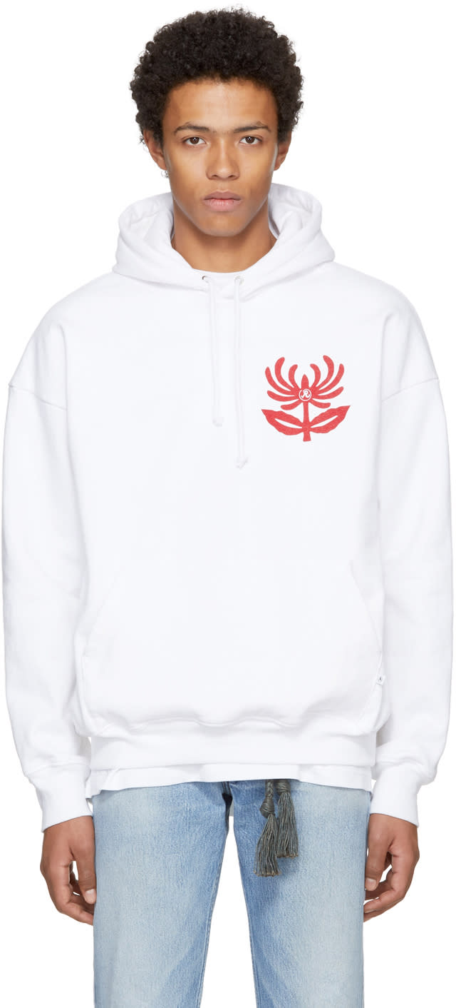 Image of Richardson White Rabbits Hoodie
