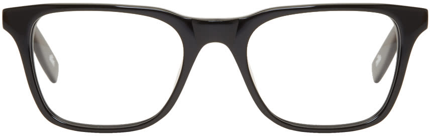 Image of All In Black York Glasses