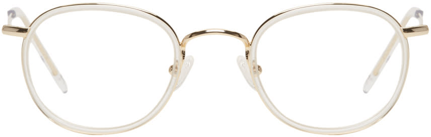 Image of All In Gold Japon Glasses