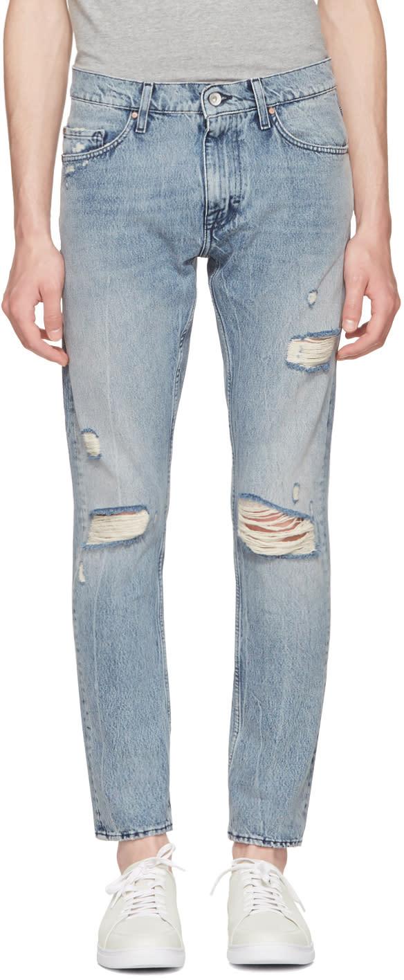 Image of Tiger Of Sweden Jeans Blue Pistolero Jeans